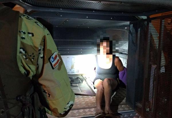 CAESG prende mulher que registrou em vídeo abuso sexual a menor de idade no sudoeste baiano