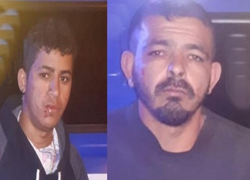 Dupla é presa após tentar assaltar posto de combustível em Ibitira; um dos detidos atuava em Caetité