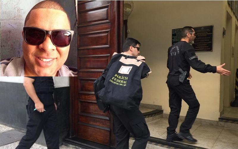 Natural de Guanambi, homem é preso pela PF acusado de integrar organização criminosa que atua no tráfico internacional de drogas