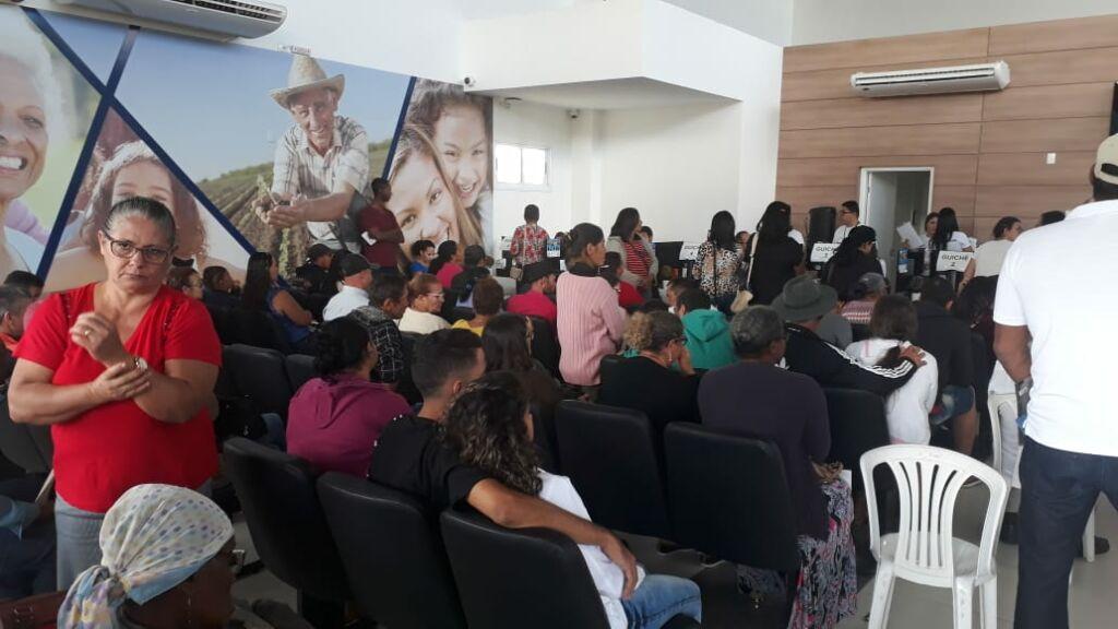 1 44 Policlínica Regional de Guanambi realizou mutirão que atendeu 2412 pessoas na área de ortopedia