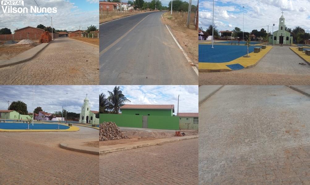 1 46 Prefeitura de Palmas de Monte Alto inaugurará obras no distrito de Pinga Fogo