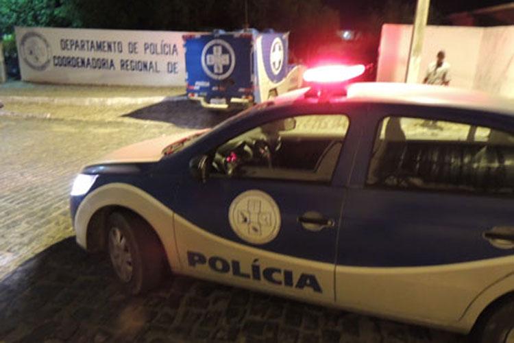 1 76 Mulher é encontrada morta dentro de uma lagoa no Distrito de Ibitira em Rio do Antônio