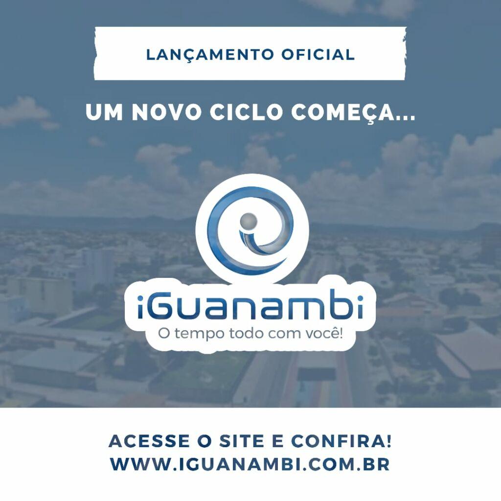 1 84 Portal iGuanambi está com novo layout e novo estilo de navegação; mais leve e moderno