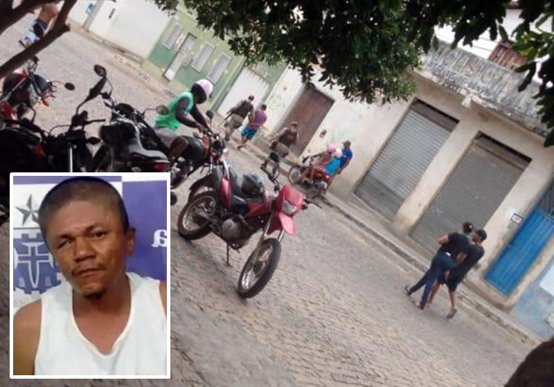 1 93 Brumado: vendedor de picolé é morto à pedradas e golpe de 'machadinha'