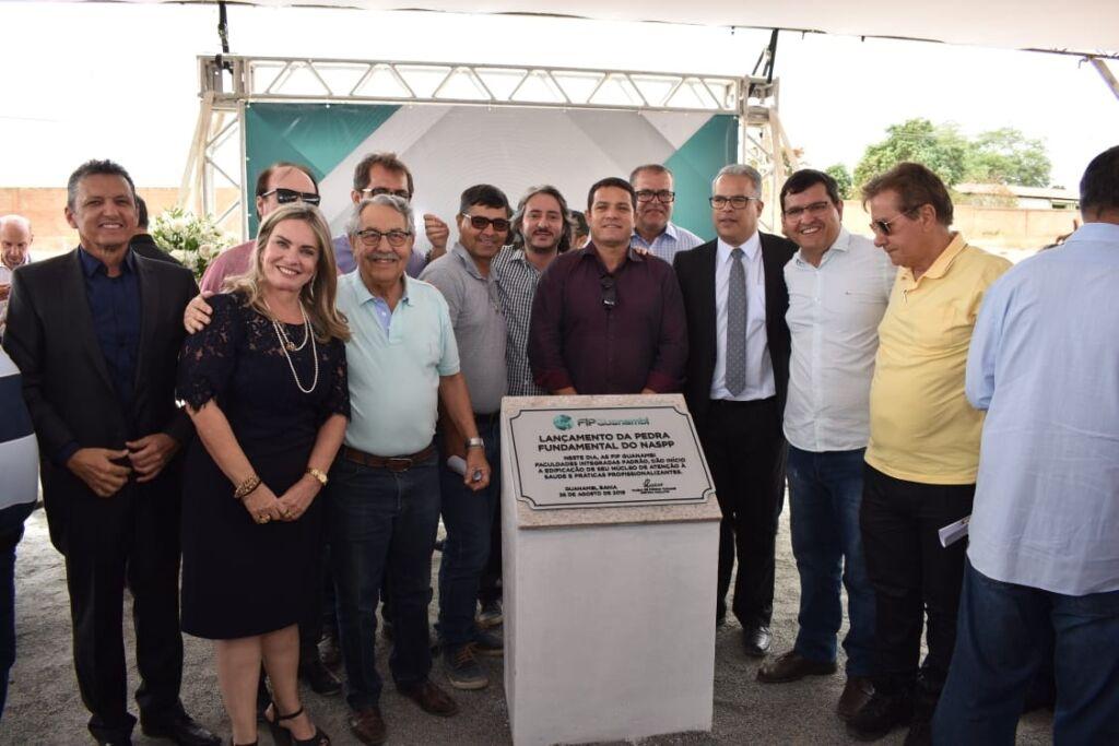 1 95 Parceria entre Prefeitura e FIP viabiliza novos serviços na área de saúde em Guanambi