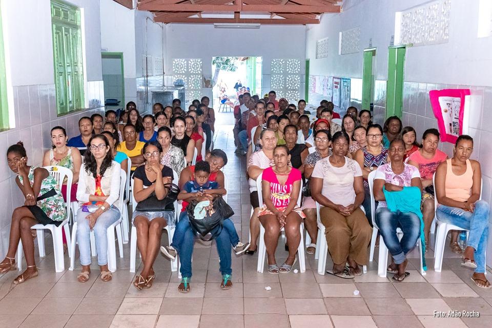 Matina: Colégio Municipal Eraldo Tinoco realiza o Dia da Família na Escola