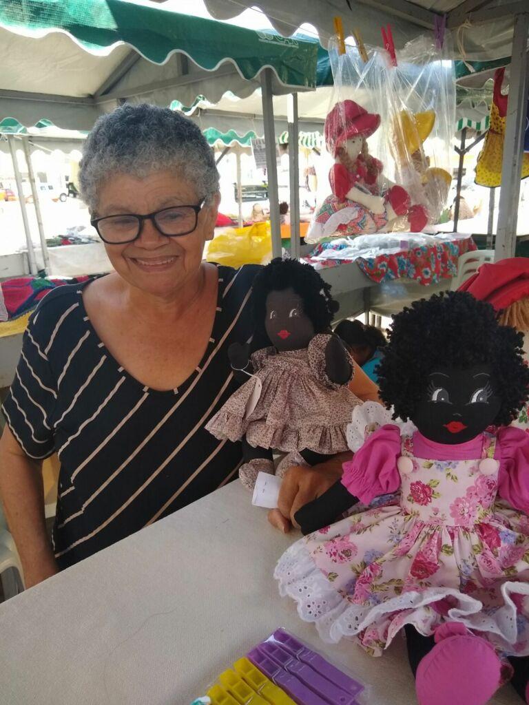 1 150 scaled 1 Boneca preta: símbolo de luta e empoderamento!; conheça a história da Dona Luzia