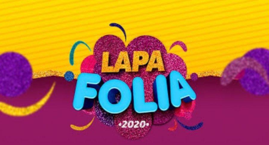 Prefeitura divulga programação do Lapa Folia 2020