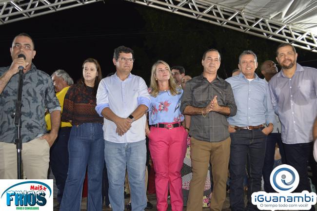DSC1181 Inauguração da Creche Hélio José de Oliveira em Candiba