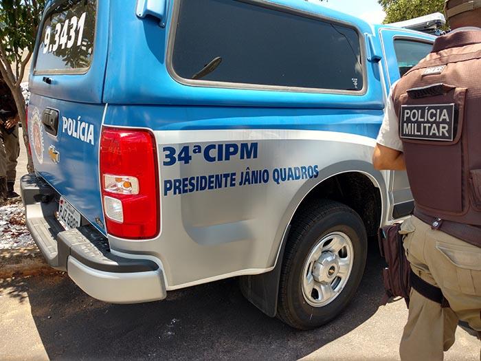 Homem morre em confronto com a polícia em Presidente Jânio Quadros
