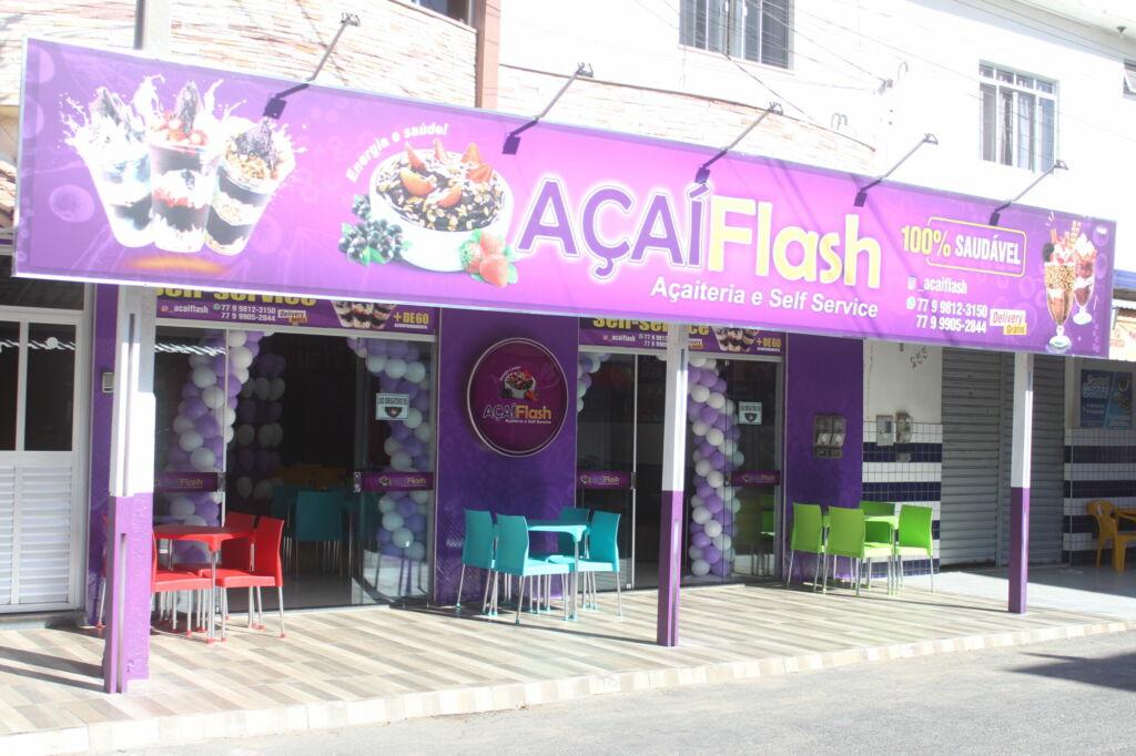 IMG 7159 Inauguração do novo espaço do Açaí Flash em Guanambi