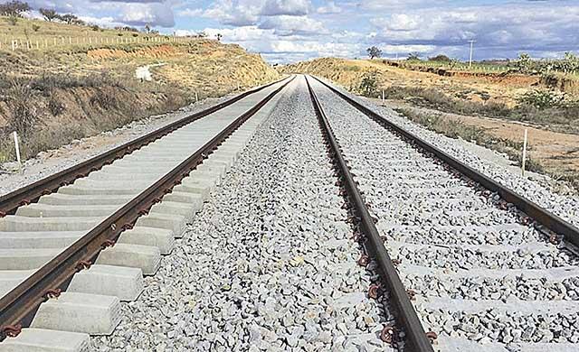 ferrovia norte de minas 1506 Ligação férrea com Fiol é alternativa para escoar a produção do Norte de Minas