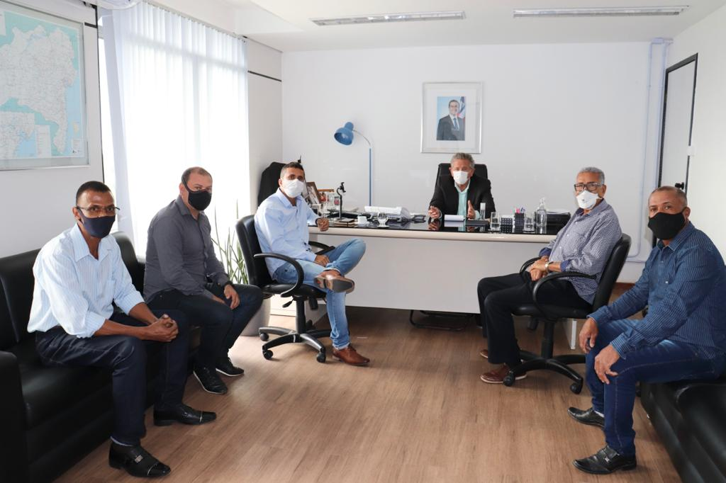 WhatsApp Image 2021 07 21 at 09.45.37 Com emenda do Deputado Charles Fernandes, SESAB libera equipamentos para saúde de Serra do Ramalho