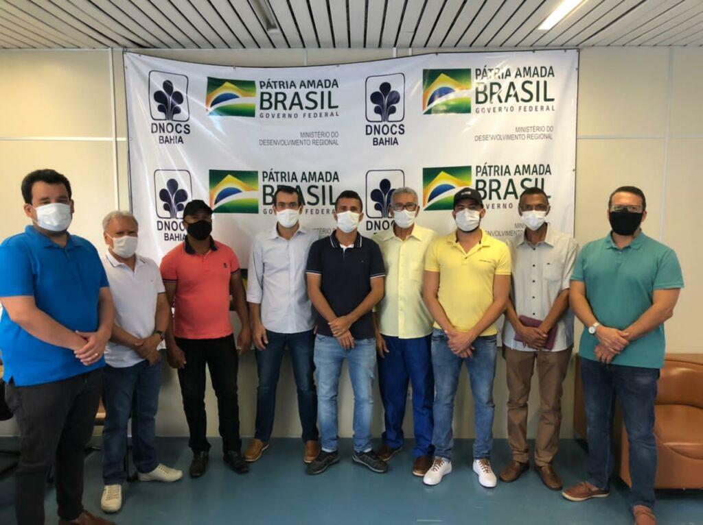 WhatsApp Image 2021 07 23 at 11.32.33 Prefeito Lica cumpre extensa agenda de trabalho em Salvador e viabiliza vários benefícios para Serra do Ramalho