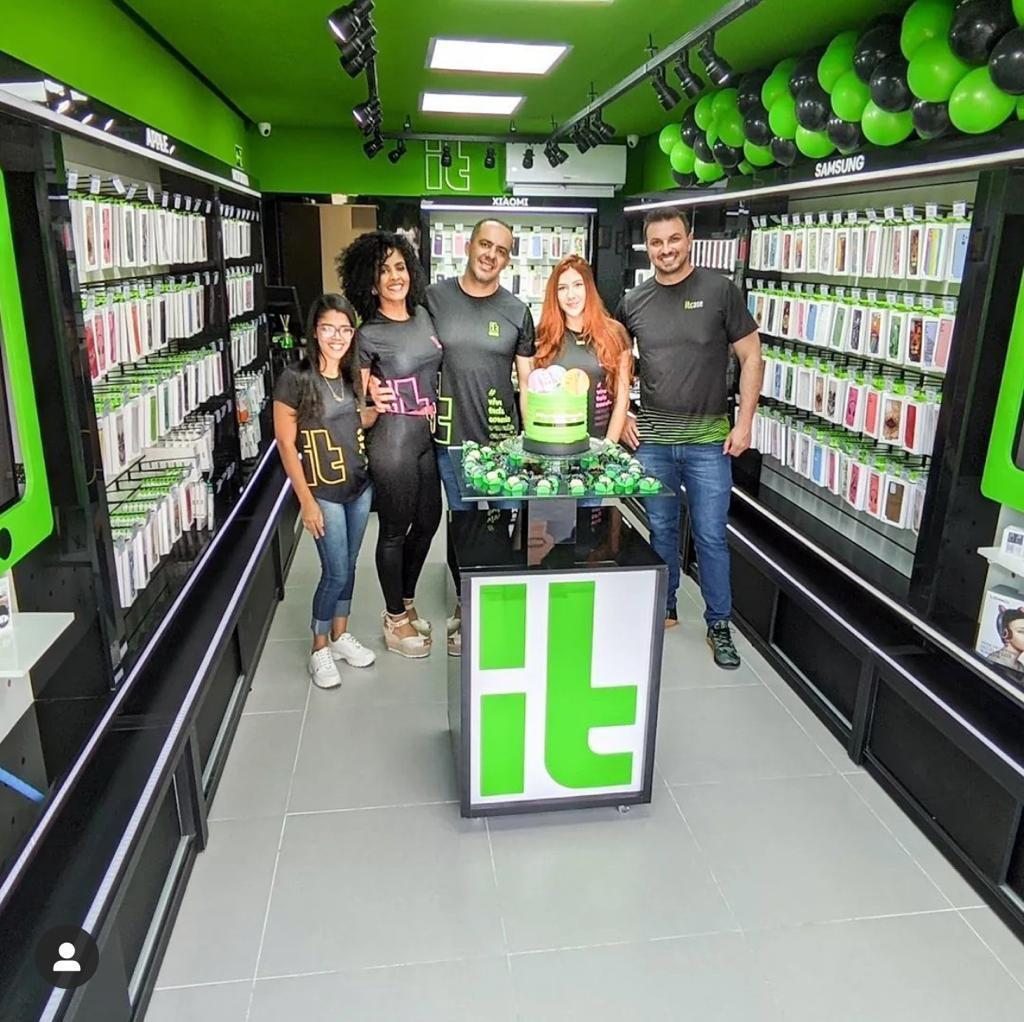 WhatsApp Image 2021 07 27 at 21.19.51 Com mais celulares do que moradores, Guanambi recebe loja de uma das maiores redes de acessórios para dispositivos móveis do Brasil