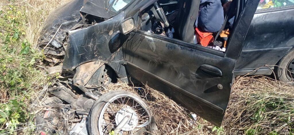 WhatsApp Image 2021 07 29 at 16.21.49 Homem morre após colisão entre moto e carro na BR-122 em Urandi