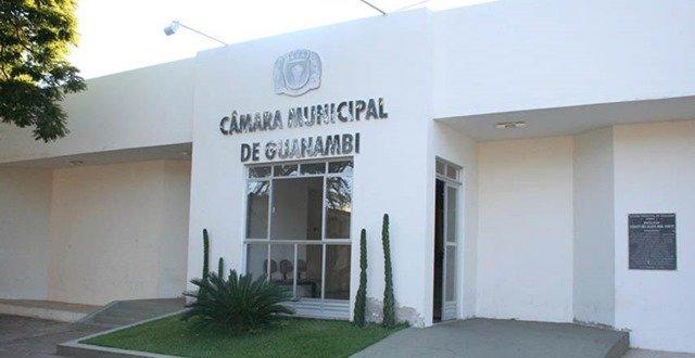 camara de guanambi ba 4 Vereadores de Guanambi reuniram-se em Sessão Extraordinária