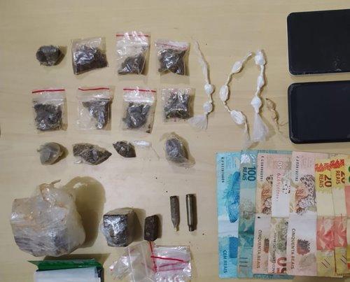 PM prende traficante de drogas em Caculé