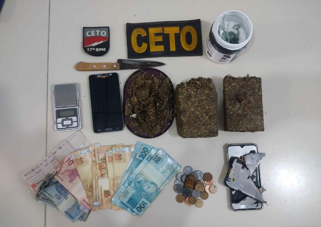 WhatsApp Image 2021 09 16 at 23.58.28 PM prende indivíduo com quase 1 quilo de maconha e cocaína em Guanambi