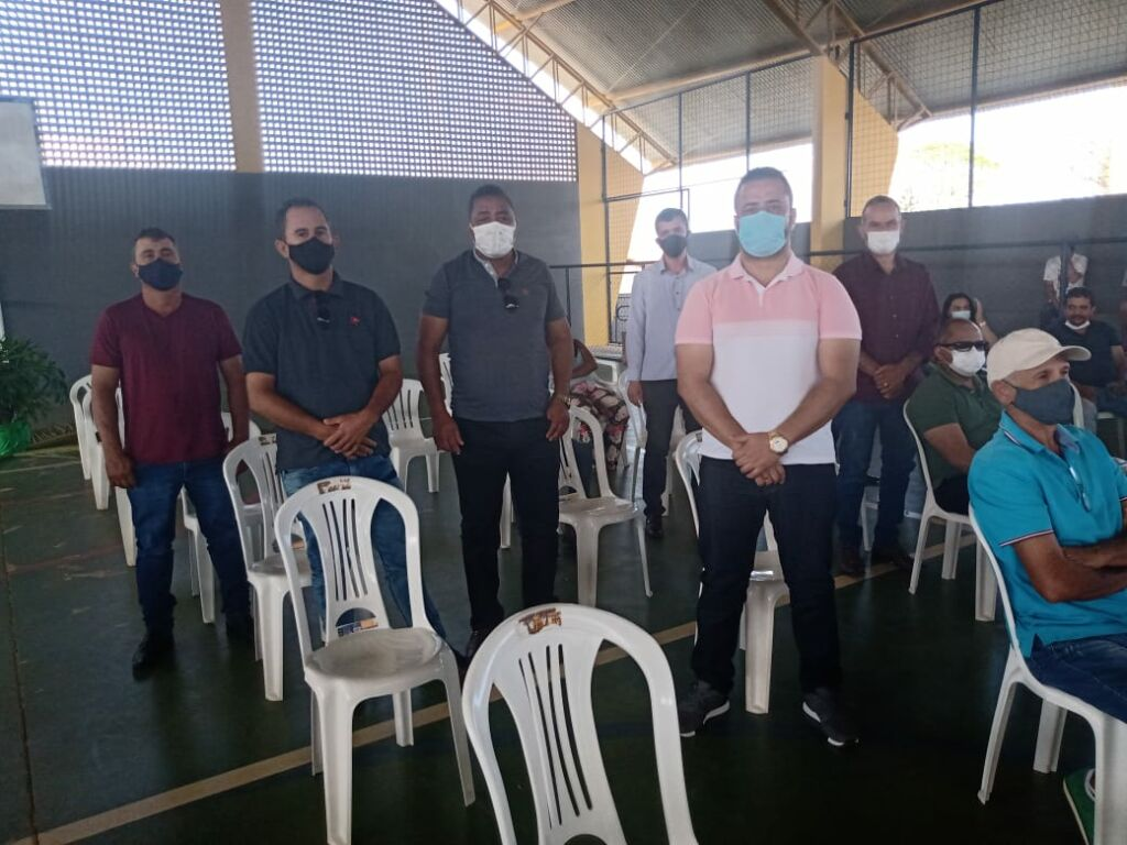 WhatsApp Image 2021 09 17 at 18.24.30 2 Prefeitos de Urandi e Sebastião Laranjeiras participam de Assembleia Geral do Projeto Estreito