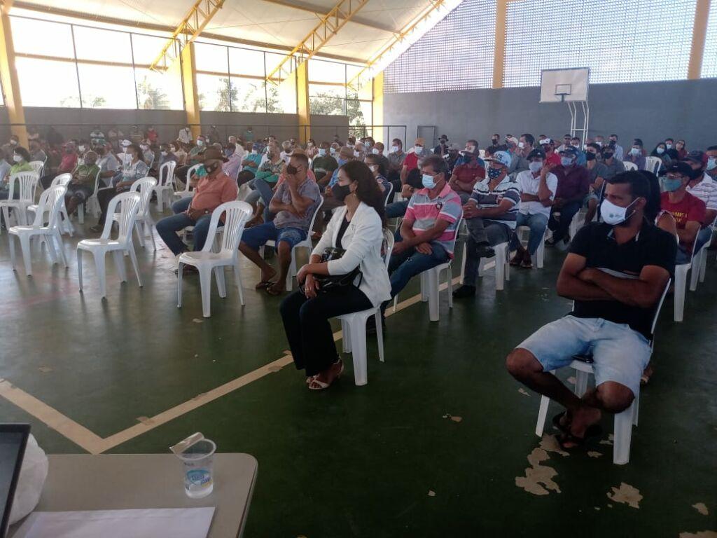 WhatsApp Image 2021 09 17 at 18.24.31 Prefeitos de Urandi e Sebastião Laranjeiras participam de Assembleia Geral do Projeto Estreito
