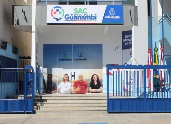 baixados 6 SAC Municipal de Guanambi disponibiliza número 0800 para a população