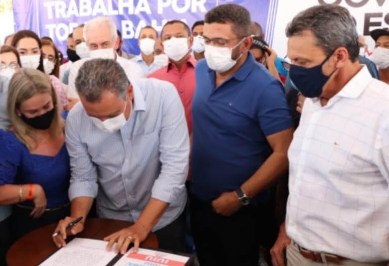 jk 1 Prefeito de Iuiu agradece deputado Charles Fernandes pela emenda no valor de R$ 900 mil para a saúde