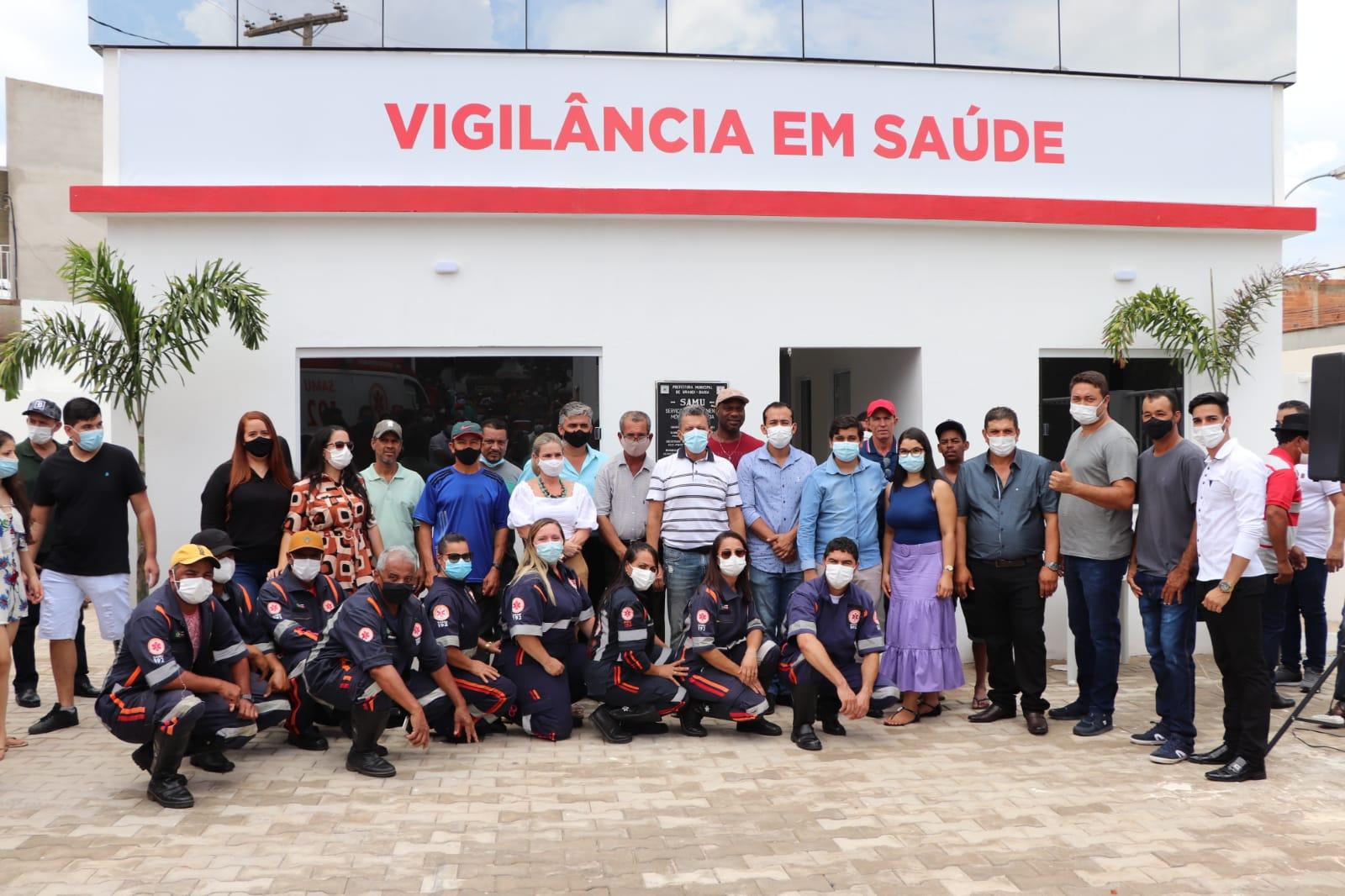 103 ANOS URANDI 2 Deputado Charles Fernandes destaca parcerias com Serra do Ramalho e Urandi