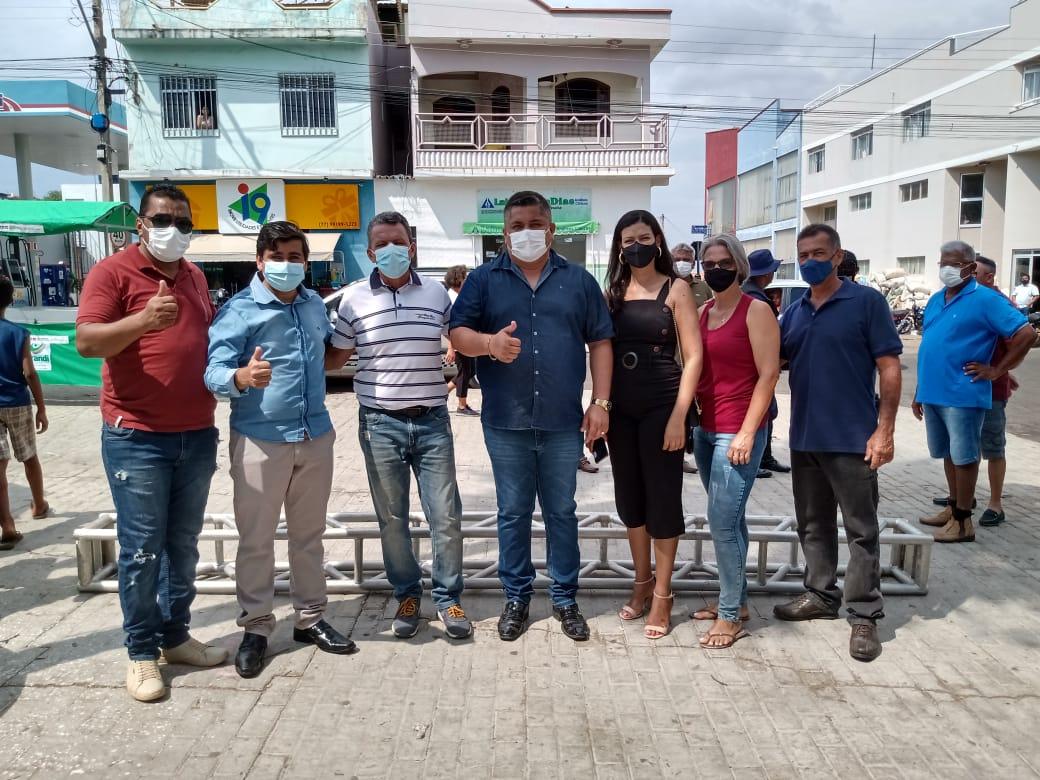 103 ANOS URANDI 5 Deputado Charles Fernandes destaca parcerias com Serra do Ramalho e Urandi