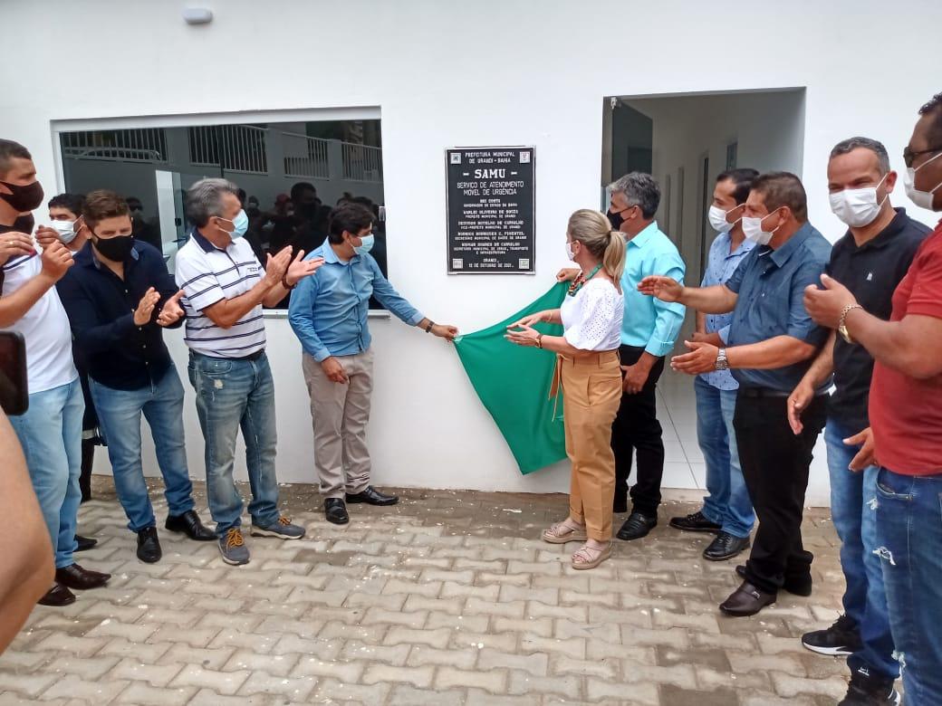 103 ANOS URANDI 6 Deputado Charles Fernandes destaca parcerias com Serra do Ramalho e Urandi