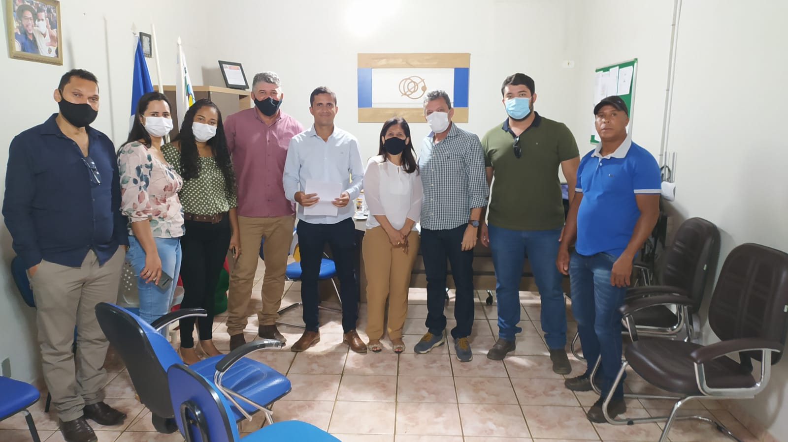 INAUGURACAO LICINIO 1 Deputado Charles Fernandes destaca parcerias com Serra do Ramalho e Urandi