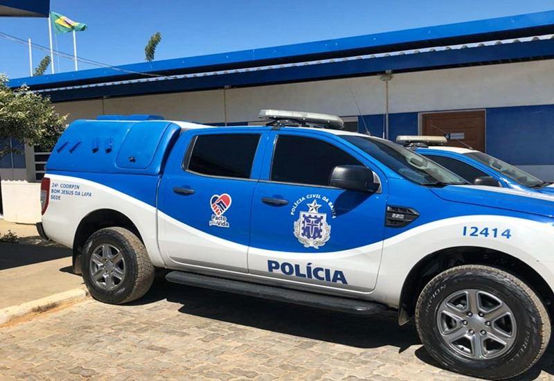 Lapa Policia Civil Menina de 12 anos morre após ser atingida por tiro acidental disparado por irmã, em Bom Jesus da Lapa