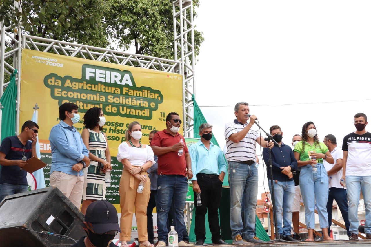 WhatsApp Image 2021 10 12 at 21.45.19 Agricultura familiar e entrega de obras marca aniversário de emancipação política de Urandi