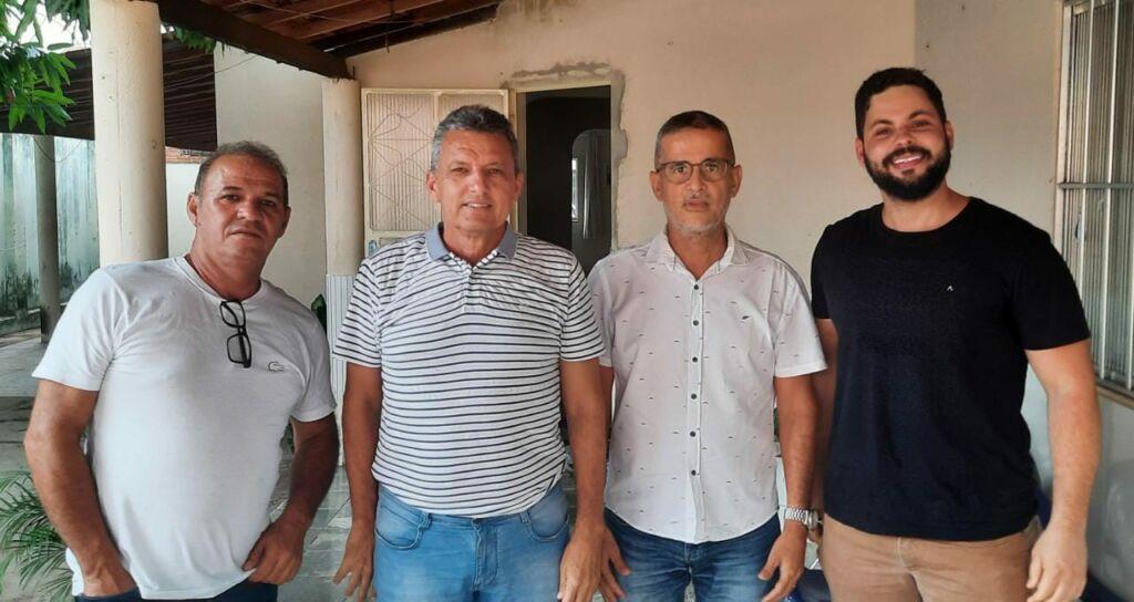 WhatsApp Image 2021 10 14 at 20.56.33 Vereador Euvaldo de Carinhanha firma parceria com o Deputado Charles Fernandes