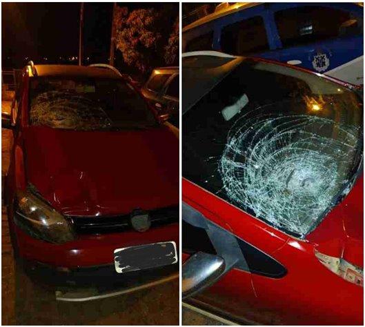 WhatsApp Image 2021 10 16 at 00.02 horz Mulher morre após ser atropelada por carro nas proximidades da Pedreira Amorim em Guanambi